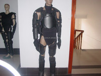 High quality anit-riot suits with PC plastic EVA foaming
