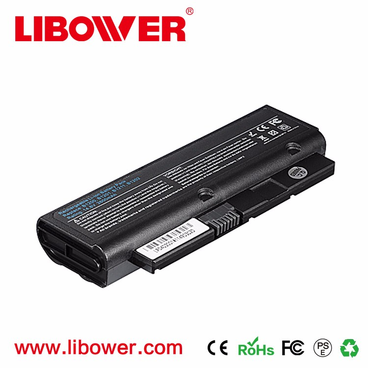 used notebook pc 4800mah 14.4v li ion laptop battery pack for HP COMPAQ Presario B1200 series battery