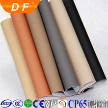 PVC Automobile Interior Leather, Bus and truck car seat upholstery leather faux PVC leather