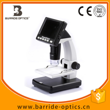 "(BM-DM01)5MP 3.5"" LCD USB Digital Microscope 20x-250x Optical Zoom 1000x Digital Magnification with 8 LED"