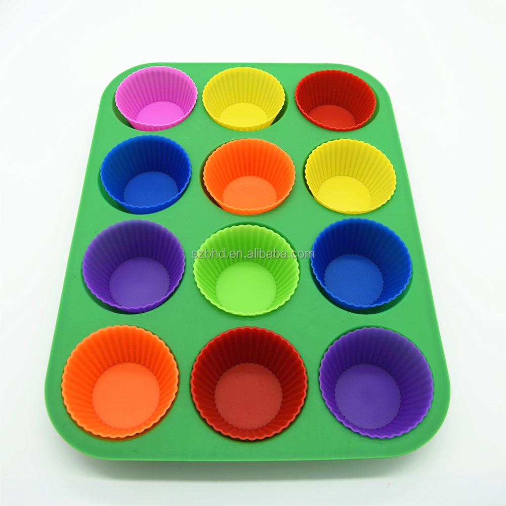List Manufacturers of Paper Baking Trays For Cupcakes, Buy ...