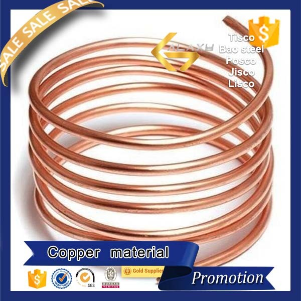 Trade assurance pair air conditioner insulated copper coil pipe