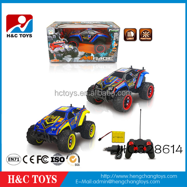 2016 New Products High Quality 2WD RC Off-Road Remote control Car HC328614