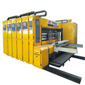 TB 405 high speed four colour printing die-cutting machine