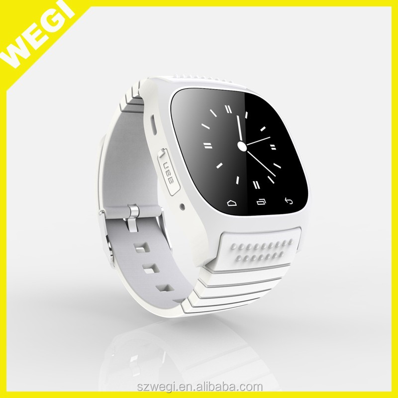 Smartwatch bluetooth Smart Watch m26 WristWatch digital sport watches for IOS Android Samsung phone Wearable Electronic Device