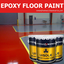 WATER BASE EPOXY INDUSTRY FLOOR PAINT WITH EXCELLENT HARDNESS