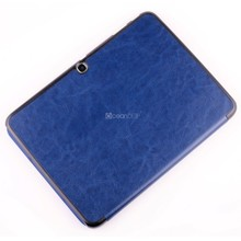Samsung China new arrival flip leather case for tab 3 10.1 tablet accessories