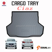suzuki Ciaz trunk mat water proof trunk tray 3D bootliner