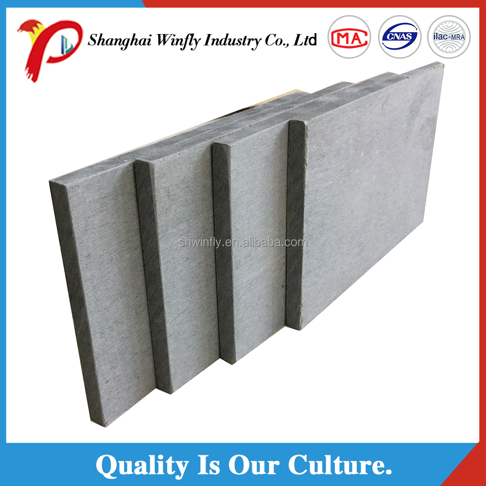 Cement Board Fireproof : Wall cladding fireproof cement fiber board exterior fibre
