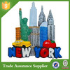 Custom New York Cities Souvenir Fridge Magnets Stickers