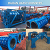 Administrative drainage and road culvert 2016 the newest concrete pipe making machine price