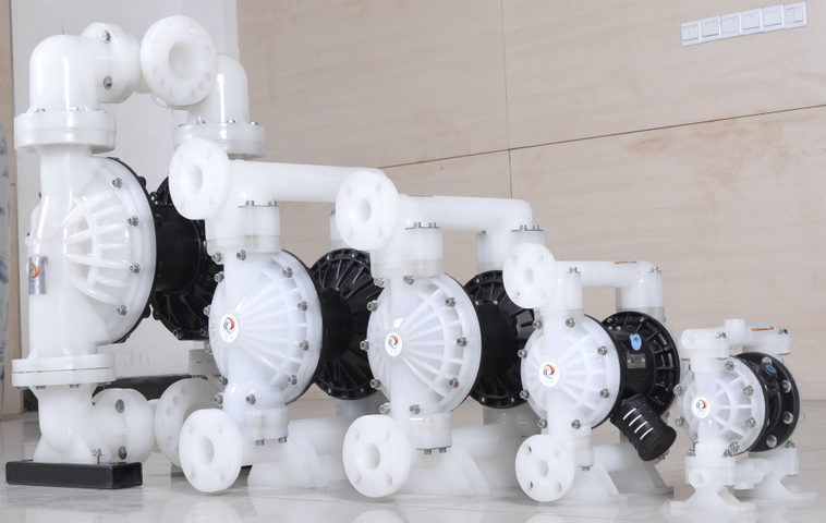 Lube Oil Transfer Factory Price Pneumatic Double Diaphragm Pump