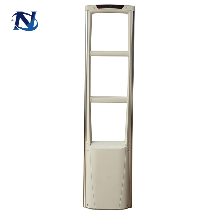 EAS Security ABS/ Acrylic/aluminium alloy/PC security alarm gate