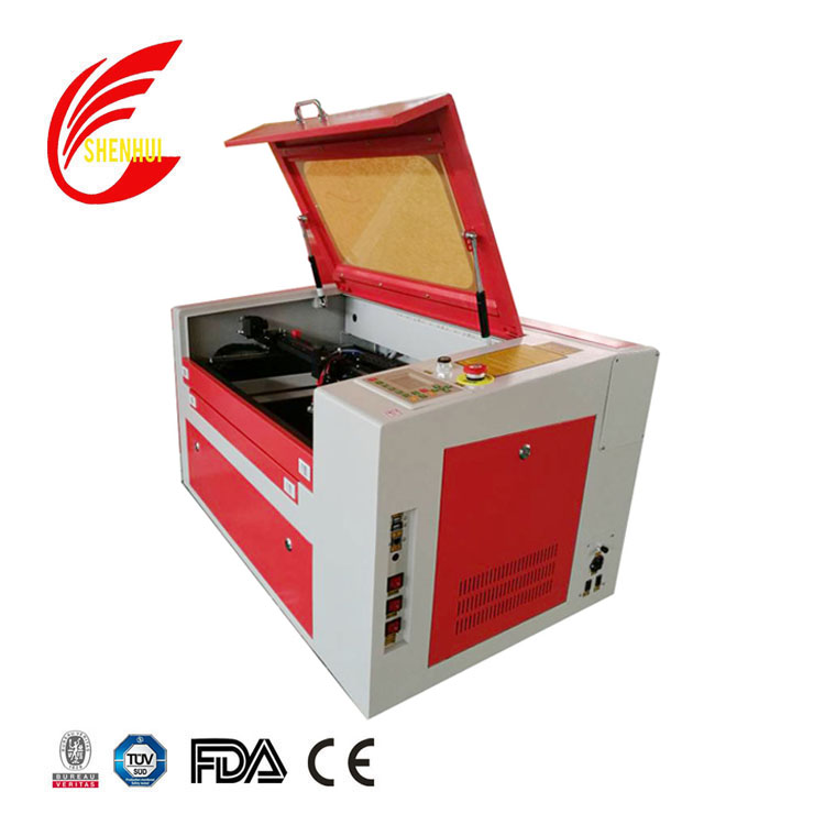 wedding card printing machine 50w co2 laser cutting machine for wedding card
