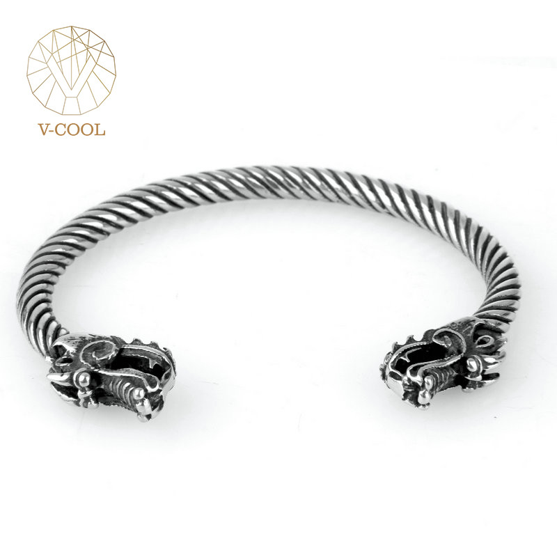 Stainless steel adjustable cable screw bangle bracelet wholesale