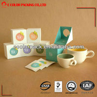 lipton&Chinese tea box wholesale tea packaing box