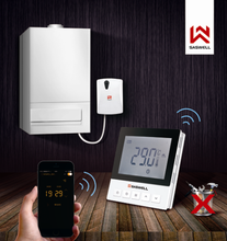 Boiler Wifi Termostato Thermostat Electric Floor Water Heating Programmable Room Thermostat heat pump WIFI thermostat
