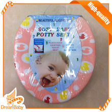 Cute Little Duck Baby Soft Close Traning Kids Bathroom Plastic Toilet Seat Cover