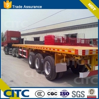 2 /3 axle container semi trailer,20ft /40ft container carrier,2 axle vehicle