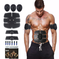 EMS Electronic Pulse Body Massager AB