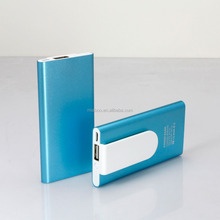 USB Charger new design high capacity 3000mah portable mobile power bank, super clamp slim powerbank, Colorful mobile USB charger