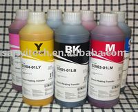Sublimation ink from sanyi for textile printing