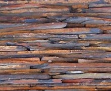 Rusty Color Natural Slate