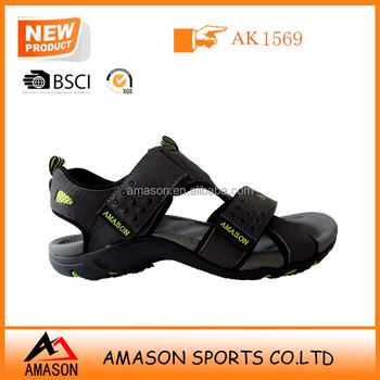 2018 latest design kito summer sandals for men's cheap wholesale sandals in China