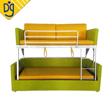 Modern folding couch sofa cum bunk bed designs