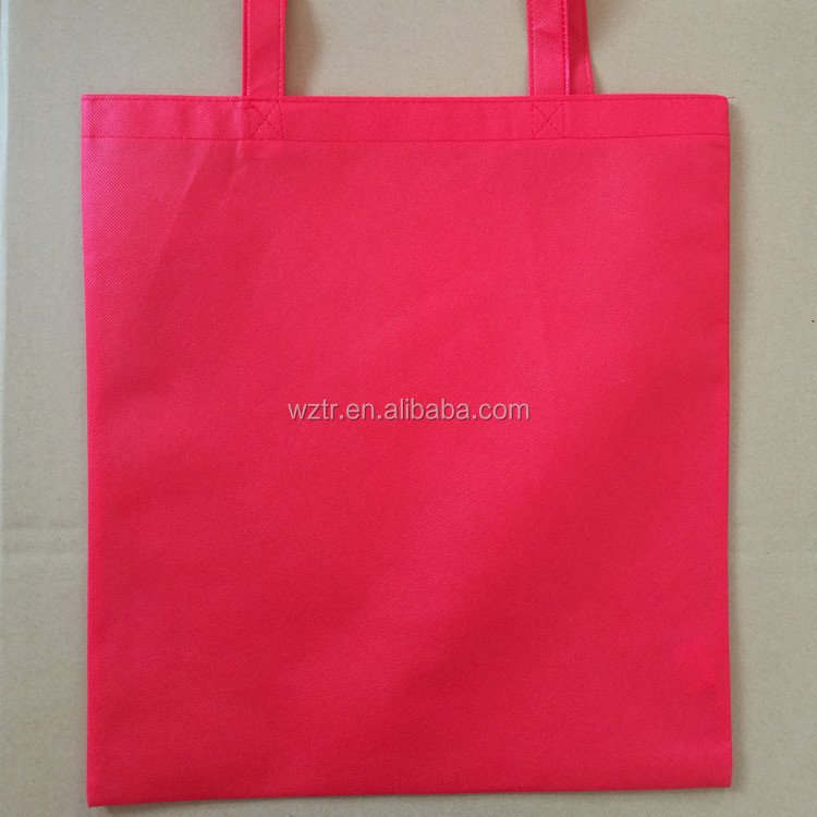 Custom logo nonwoven promotion shopping tote bag for dubai sexy girls