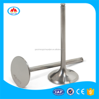 Car Intake and exhaust engine valve for Mitsubishi 4A9