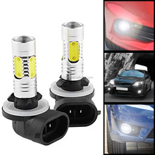 Led fog lamps trucks led fog lamp COB led universal rear fog light