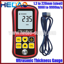 Hot sale HD100 digital coating thickness gauge for car painting