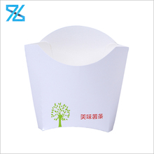 Economical Custom Design Paper Packaging Carton Take Away French Fries Box Paper