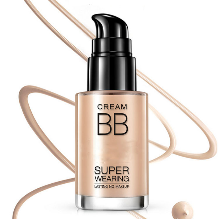 fresh charming smell Vitamins moisture organic bb cream for wholesale