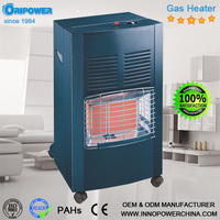 15 years gas experience infrared panel heater