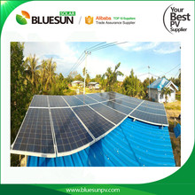 Bluesun high quality 1kw home solar systems panel solar 1000w price system