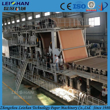 3 , 5 layer Corrugated cardboard paperboard production Line corrugated paper making machine