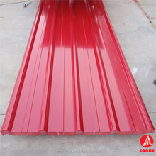 galvanized sheet metal roofing type of roofing sheets