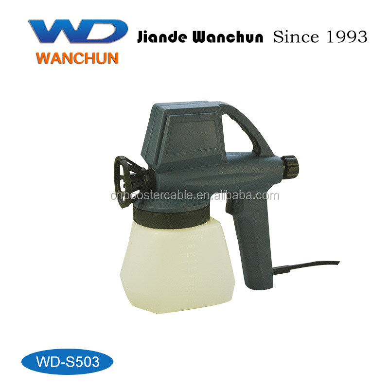 Top popular electric painting machine 50W cleaning spray gun