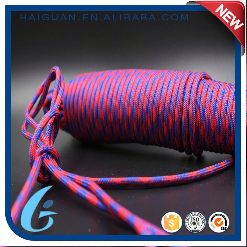 DIY colored craft rope