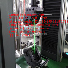 pallet banding strap fracture strength testing machine