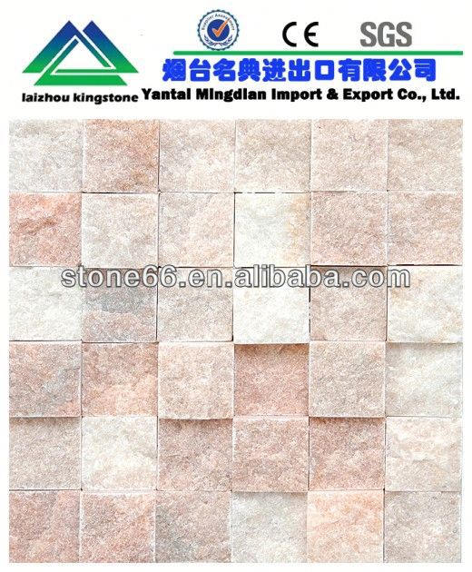 Big Quantity Sales mirror mosaic tile sheet with cartons + wooden crates