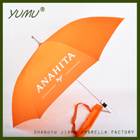 "27"" Aluminum Golf Umbrella with Custom Logo, Custom Umbrella"