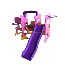 Newest Wholesale Price Small Kids Outdoor Toys Plastic Baby Slide