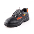 Men's Work Safety Shoes Steel Toe Anti-Puncture Anti-Static Leather safety Boots