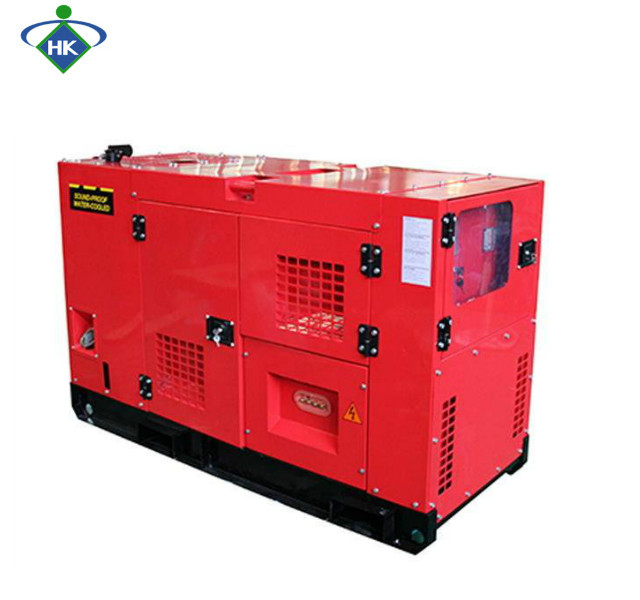 factory dierct price backup power soundproof silent type generator 400 kva