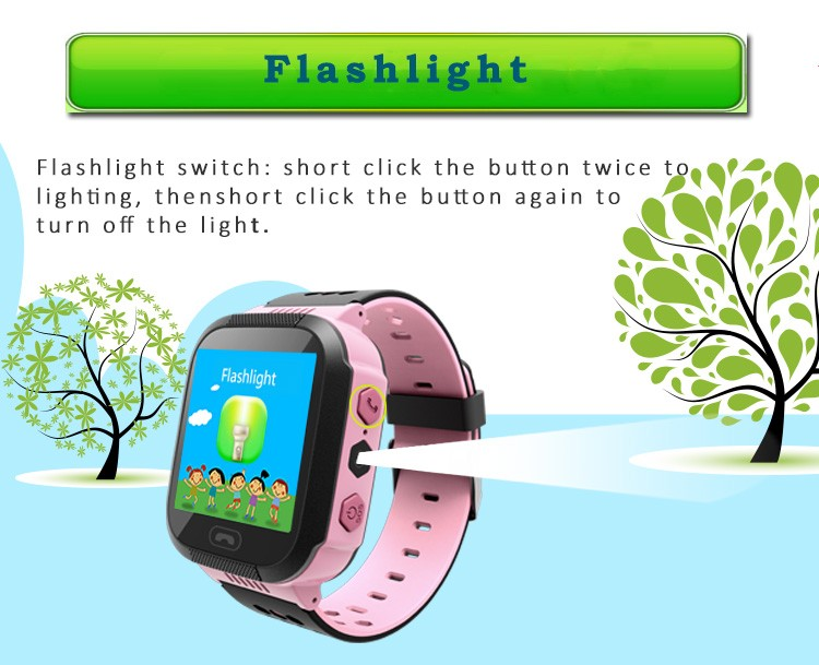 Popular GPS tracker LBS SOS cell Phone calls kids smart watch Q528 for baby children kid and childs