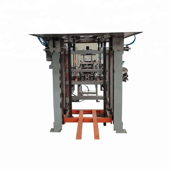 Automatic lids stacking machine with CCC&SGS Certificates