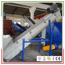 Pp Woven Bags Reprocessing Washing Recycling Machine